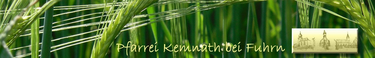 Pfarrei Kemnath Bei Fuhrn